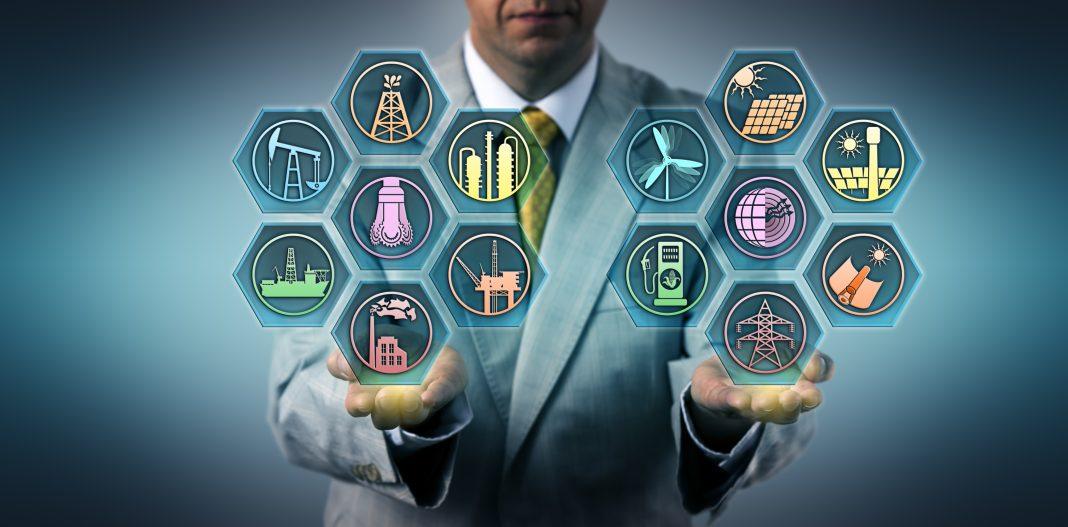 hoe bedrijven omgaan met energietransitie
