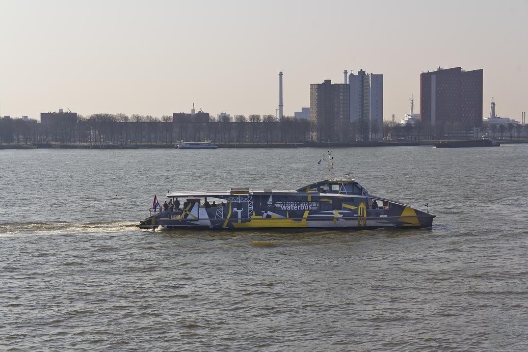 Maas Rotterdam